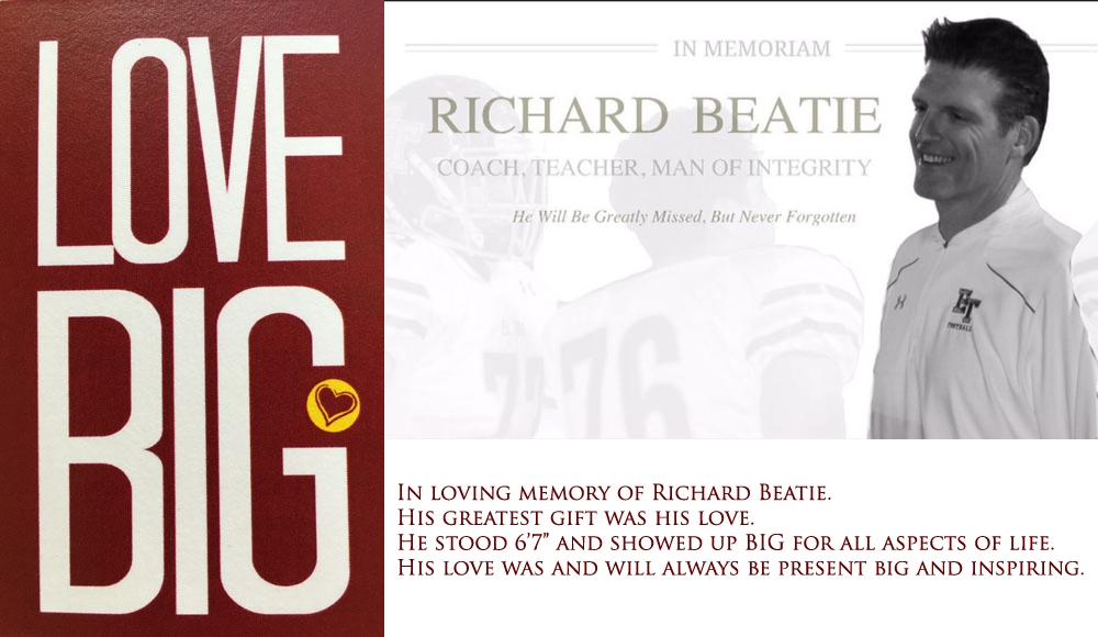 Richard Beatie - Football Coach