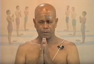 Guruji ( Sri Pattabhi Jois) Ashtanga Prayer