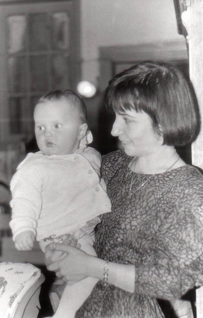 mother daughter - I love you Irina